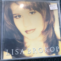 Lisa Brokop - S/T - Used CD