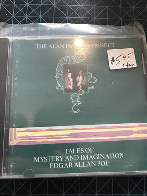 Alan Parsons Project - Tales Of Mystery And Imagination Edgar Allan Poe - Used CD