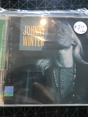 Johnny Winter - White Hot Blues - Used CD