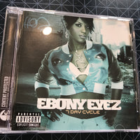 Ebony Eyez - 7 Day Cycle - Used CD