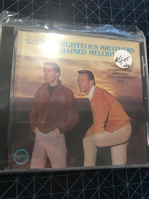 Righteous Brothers, The - The Very Best Of - Used CD