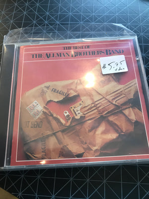 Allman Brothers Band, The - The Best Of - Used CD