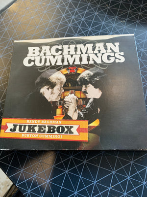 Bachman Cummings - Jukebox - Used CD