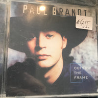 Paul Brandt - Outside The Frame - Used CD