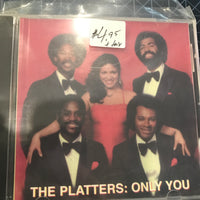 Platters, The - Only You - Used CD
