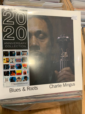 Charles Mingus - Blues & Roots - New Vinyl LP