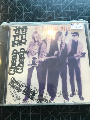Cheap Trick - The Greatest Hits - Used CD