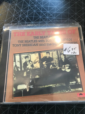 Beatles, The - The Early Tapes - Used CD