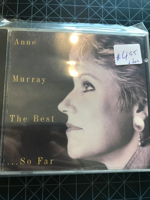 Anne Murray - The Best Of... So Far - Used CD