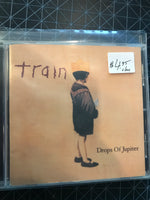 Train - Drops Of Jupiter - Used CD