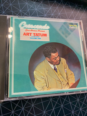 Art Tatum - At The Piano -  Used CD