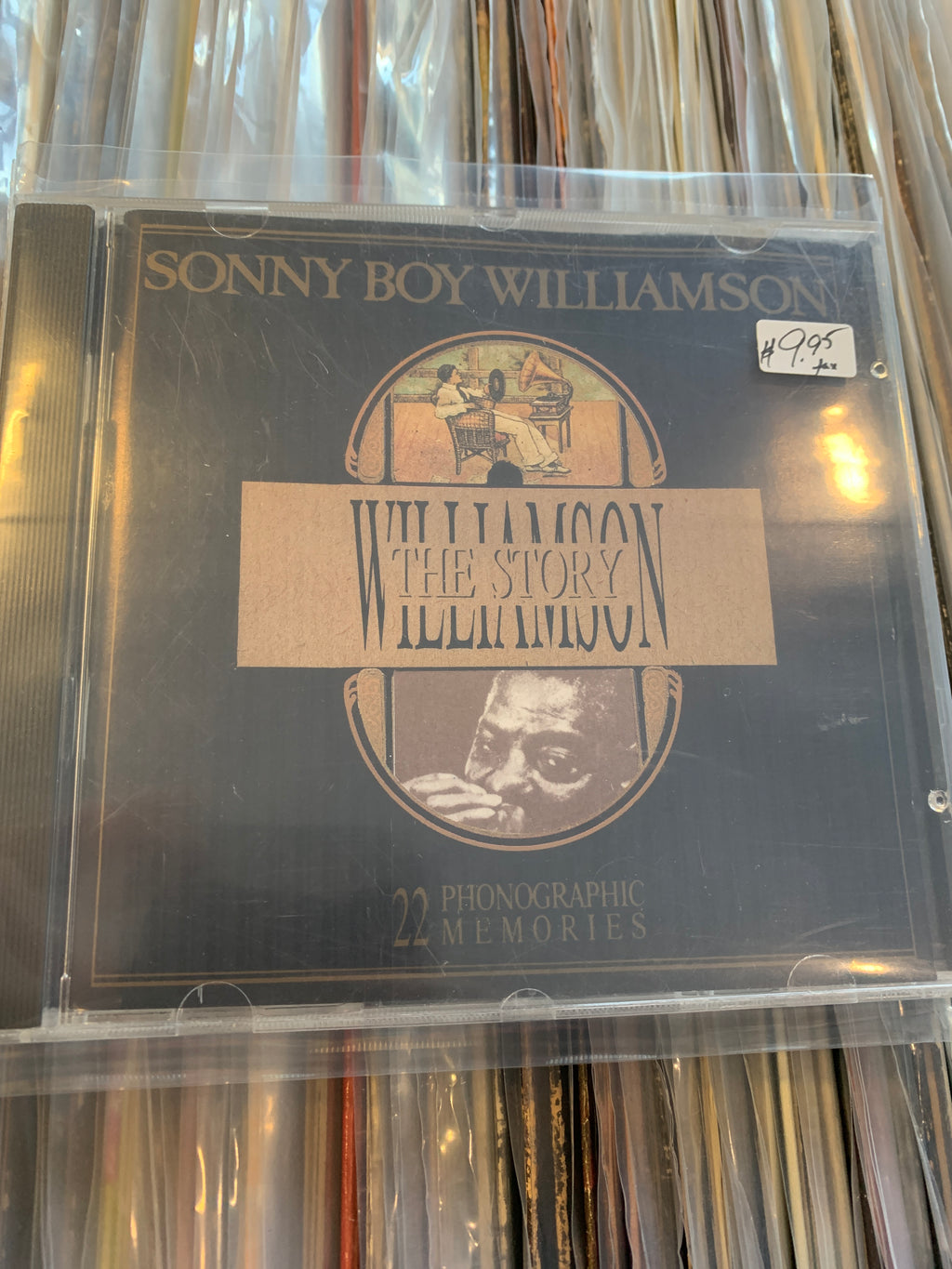 Sonny Boy Williams - The Story - Used CD