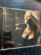 Tanya Tucker - Can't Run From Yourself -  Used CD