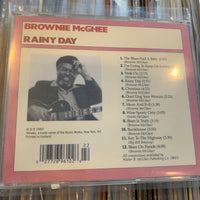 Brownie McGhee - Rainy Day - Used CD