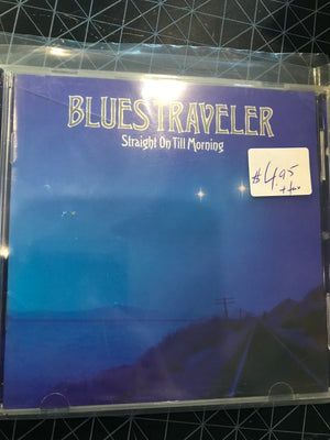 Blues Traveler - Straight On Till Morning - Used CD