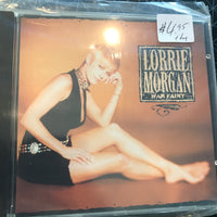 Lorrie Morgan - War Paint - Used CD