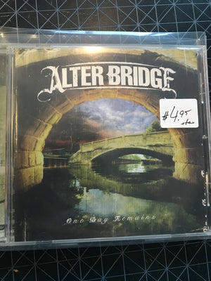 Alter Bridge - One Day Remains - Used CD