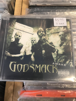Godsmack - Awake - Used CD