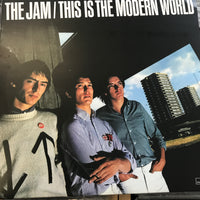 The Jam - This Is The Modern World - Used Vinyl LP