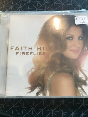 Faith Hill - Fireflies - Used CD