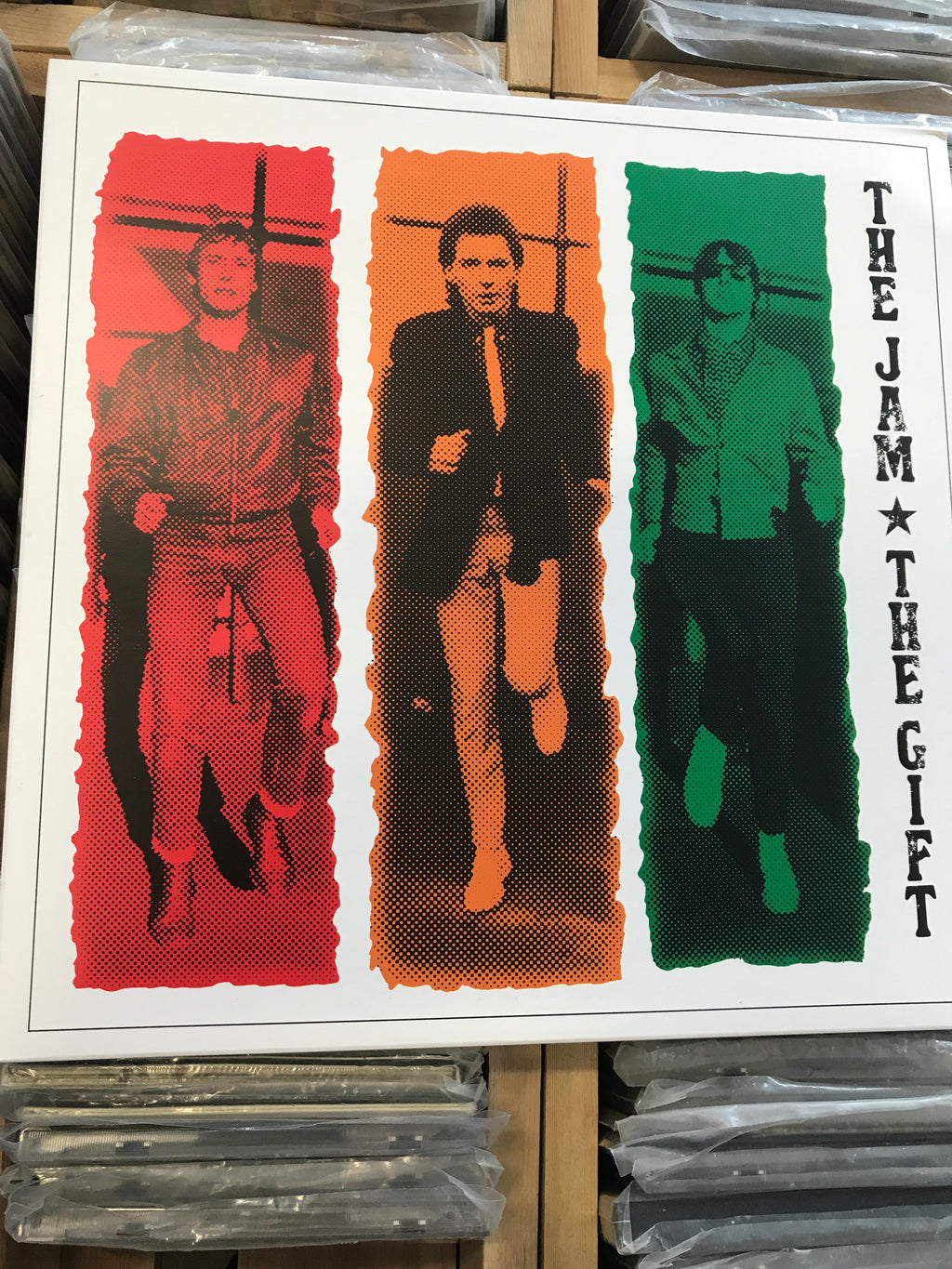 The Jam - The Gift - Used Vinyl LP