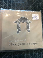 Hey Rosetta! - Plan Your Escape - Used CD