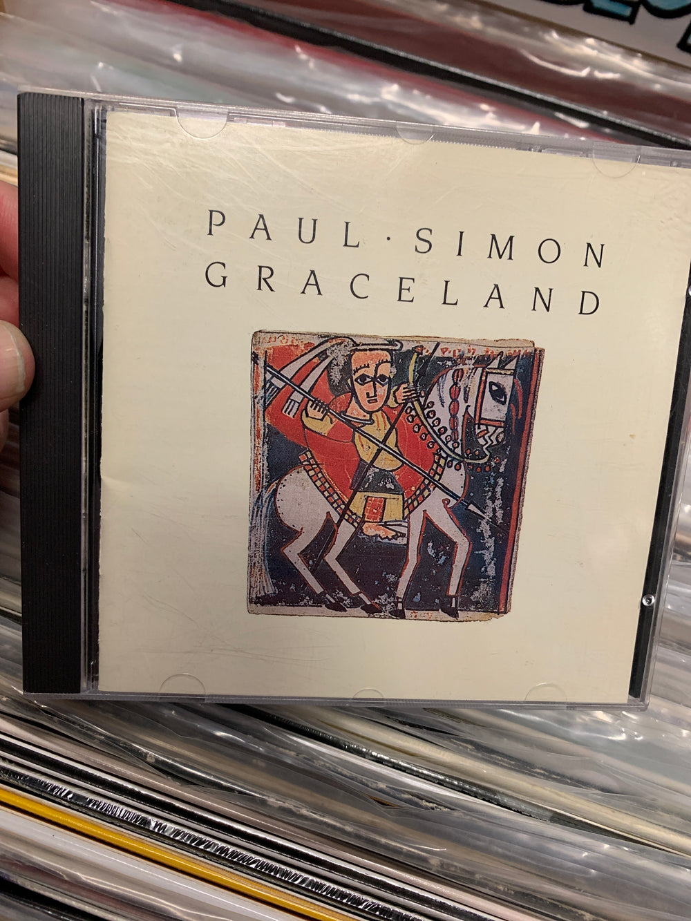 Paul Simon - Graceland - Used CD