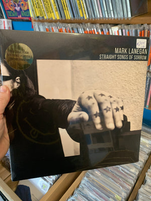 Mark Lanegan - Straight Songs Of Sorrow  - New Vinyl LP