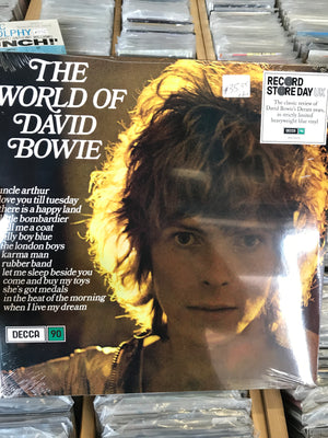 David Bowie - The World Of - New Vinyl LP
