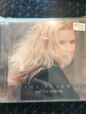 Trisha Yearwood - Real Live Woman - Used CD