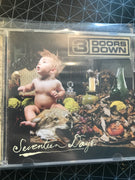 3 Doors Down - Seventeen Days - Used CD
