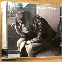 Ryan Adams - Easy Tiger  -  Used CD