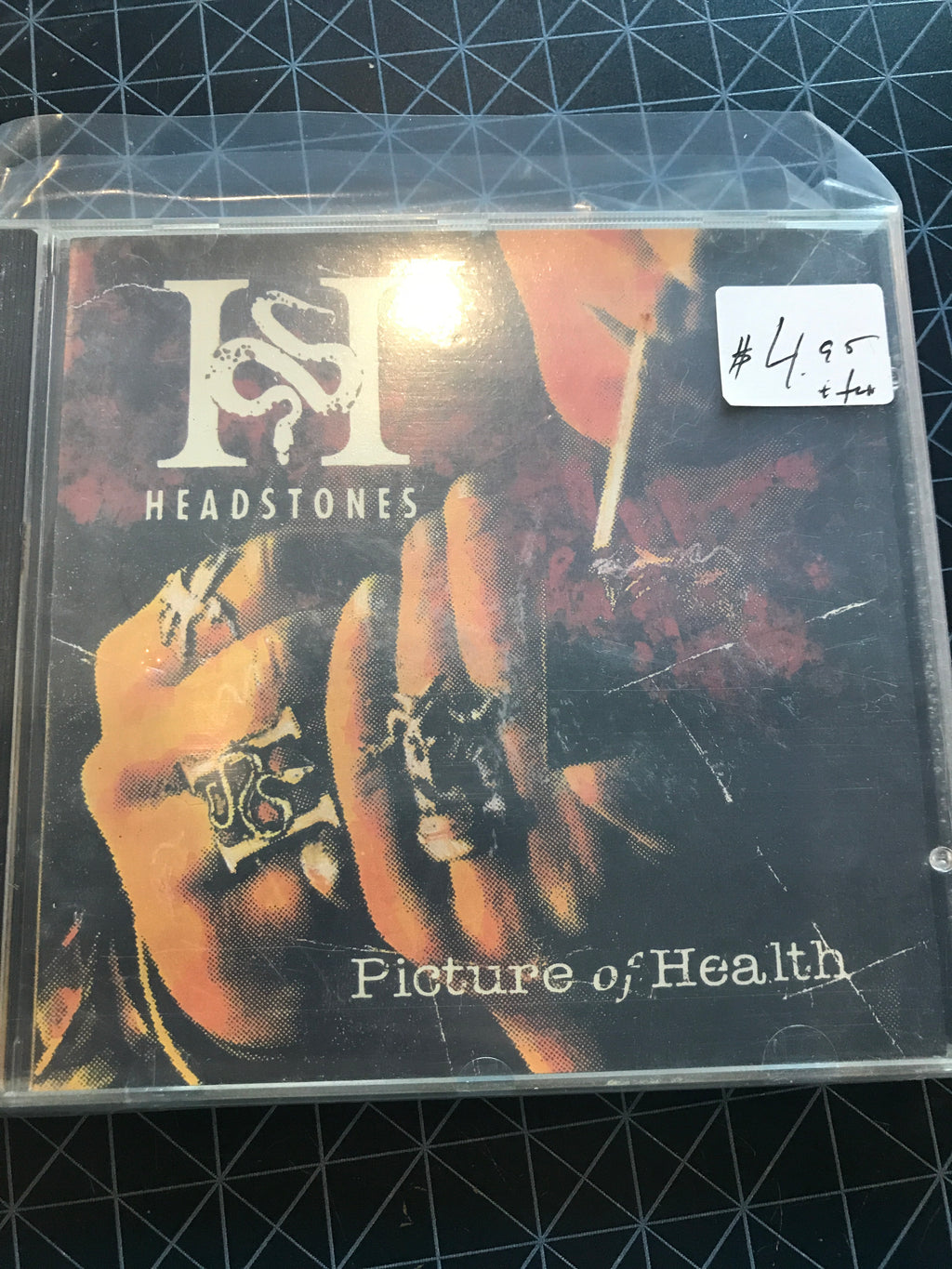 Headstones - Picture Of Health - Used CD