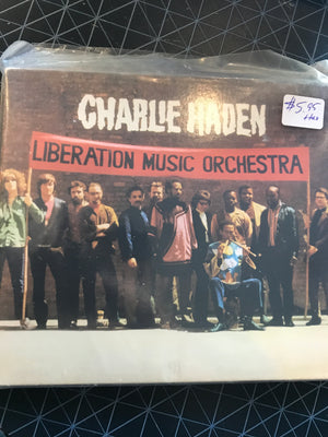 Charlie Haden Liberation Music Orchestra - Used CD