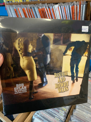 Bob Dylan - Rough And Rowdy Ways - New Vinyl LP