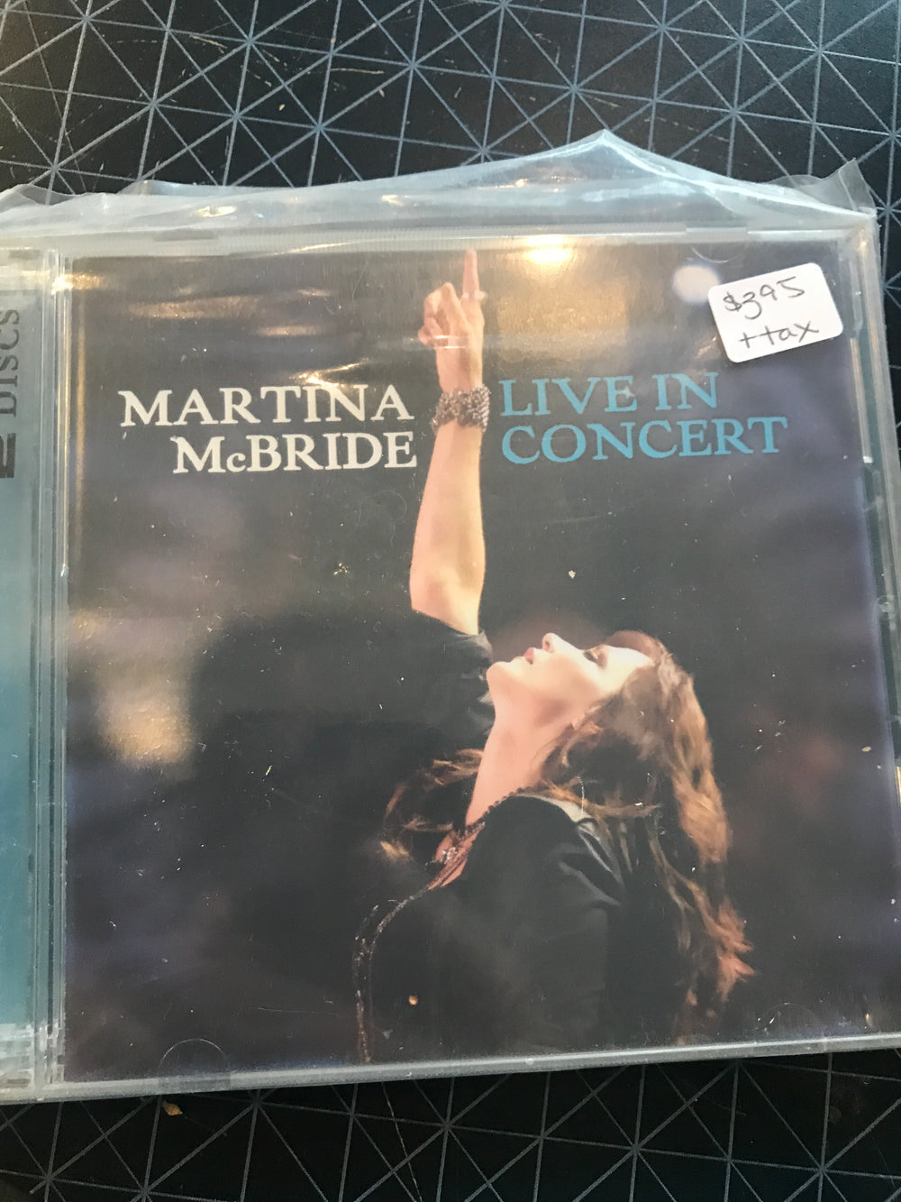 Martina McBride - Live In Concert - Used CD