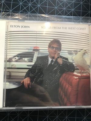 Elton John - Songs From The West Coast - Used CD