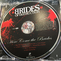Brides of Destruction - Here Come The Brides - Used CD