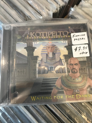 Kotipelto - Waiting For The Dawn - Used CD