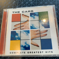 Cars, The - Complete Greatest Hits - Used CD