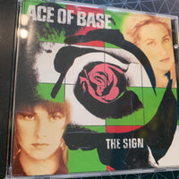 Ace Of Base - The Sign -  Used CD