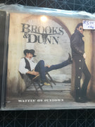 Brooks & Dunn - Waitin' On Sundown - Used CD