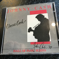 Johnny Cash - Classic Cash - Used CD