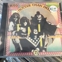 Kiss - Hotter Than Hell - Used CD