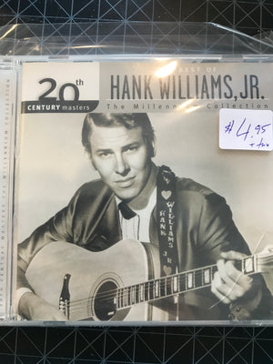 Hank Williams Jr. - The Best Of - Used CD