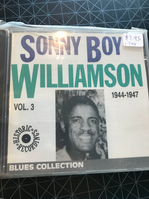 Sonny Boy Williamson - Vol. 3 1944-1947 - Used CD