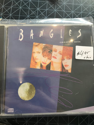 Bangles - Greatest Hits - Used CD