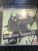 Beatles, The - Beatles Tapes III - 1964 World Tour - Used CD