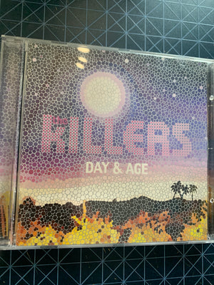 Killers, The - Day & Age -  Used CD