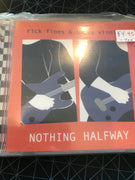 Rick Fines & Suzie Vinnick - Nothing Halfway - Used CD